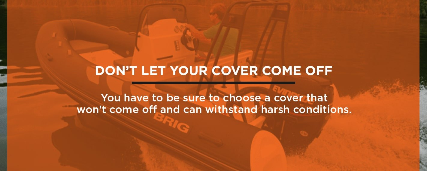 Don't Let Your Cover Come Off