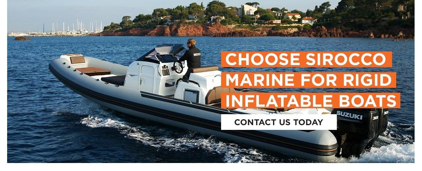 Sirocco Marine Rigid Inflatable Boats